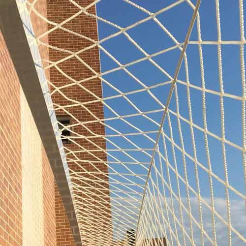 Telas e Redes de Proteção
